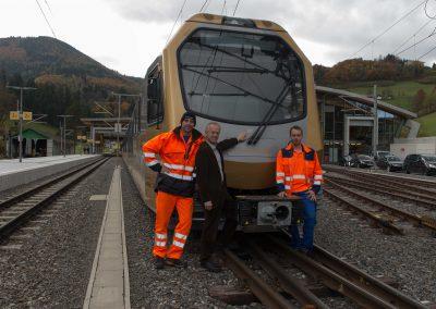 3. Anschlussbahn-Fachtagung Betriebszentrum NÖVOG Laubenbachmühle Fotos © logserv/Kerschbaummayr