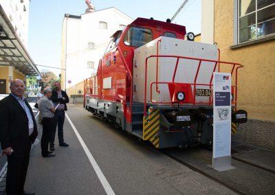 Anschlussbahnfachtagung Stiegl Brauwelt