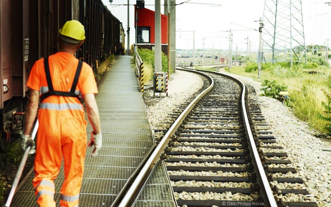Workshop für Betriebsleiter von Anschlussbahnen: Die Rolle der Anschlussbahn im AVV